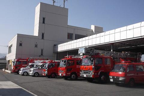 富岡甘楽広域消防